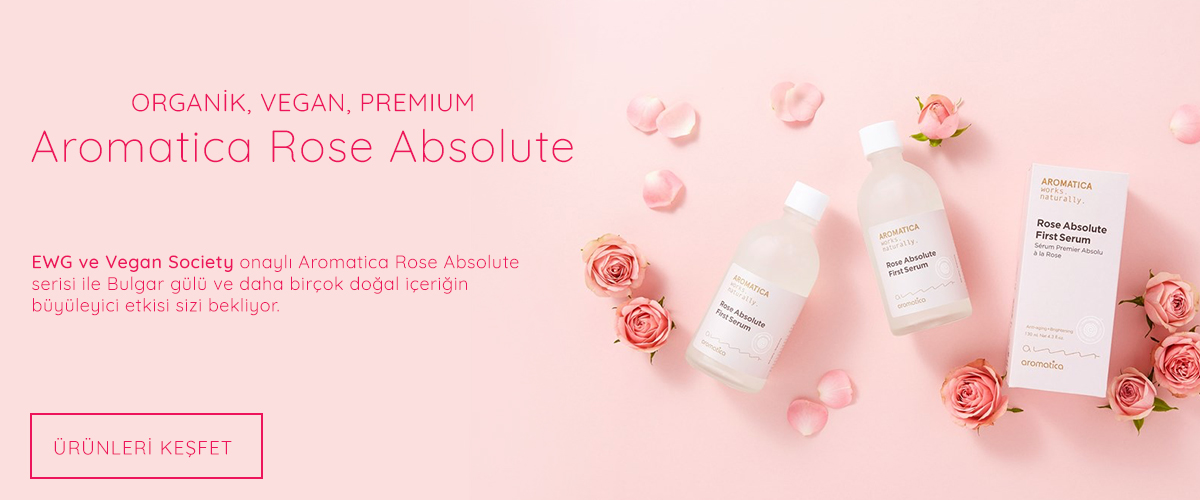 Aromatica Rose Absolute