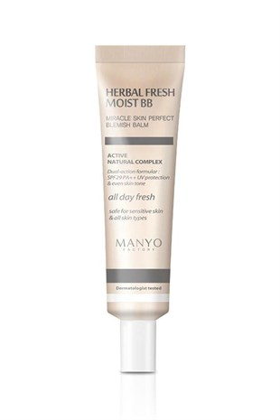 Manyo Factory Herbal Fresh Moist BB