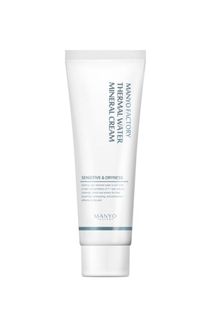 Manyo Factory Thermal Water Mineral Cream - Mineral Kremi